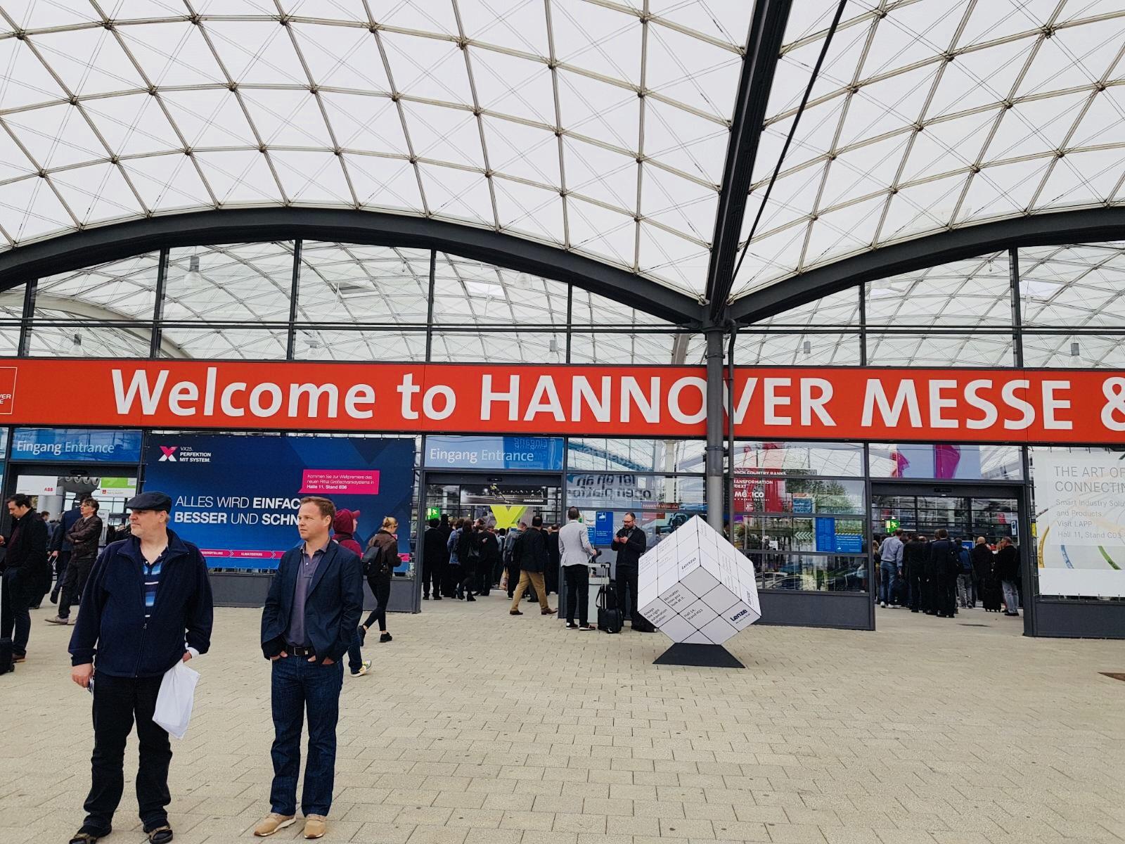 Hannover Messe 2018 Impression