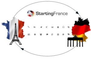 Visualisation StartingFrance