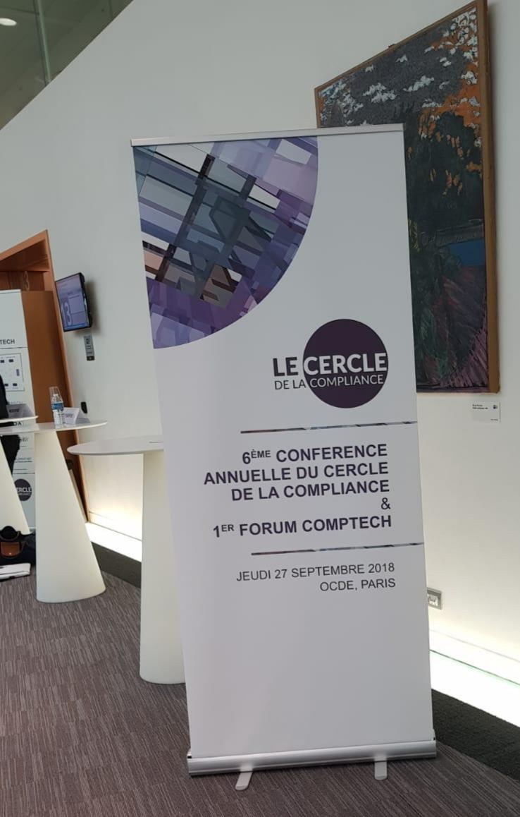 Le cercle de la cpmpliance Paris 2018